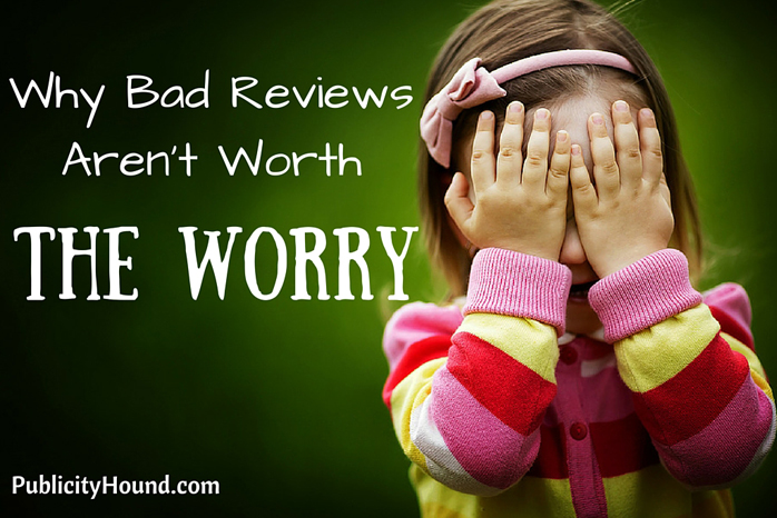 Bad Reviews Not Worth the Worry
