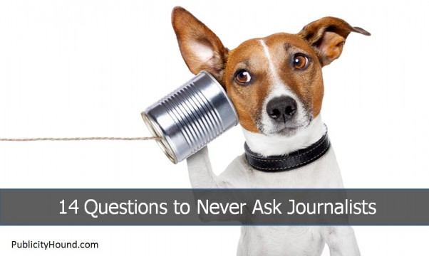 Dog with tin can phone to ear listening to a question from a news source