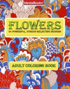 Coloring Books Flowers