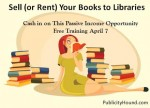 How to Sell POD Books or License Ebooks to Libraries