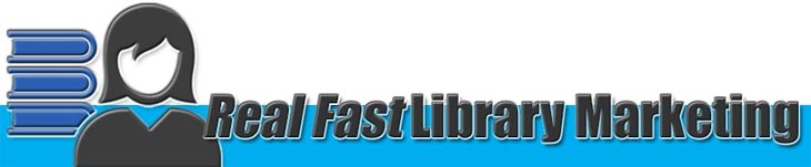 Real Fast Library Marketing logo