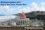 #PublishingatSea Day 4: The Food of Old San Juan
