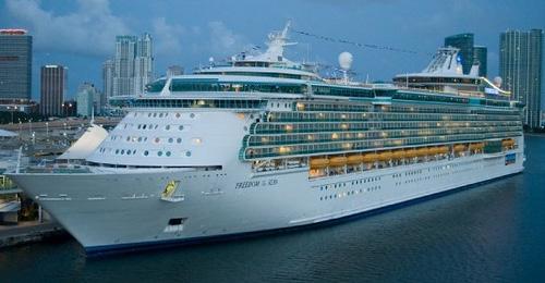 Publishing at Sea ship
