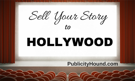 Sell your story to Hollywood