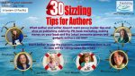 30 Publishing, Publicity, Marketing Tips for Authors July 11