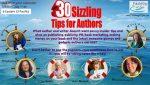 30 Publishing, Publicity, Marketing Tips for Authors July 11