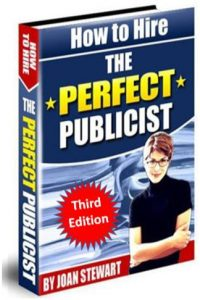 Cover How To hire The Perfect Publicist