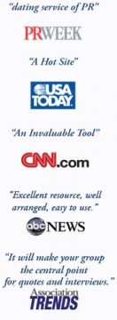 Media testimonials